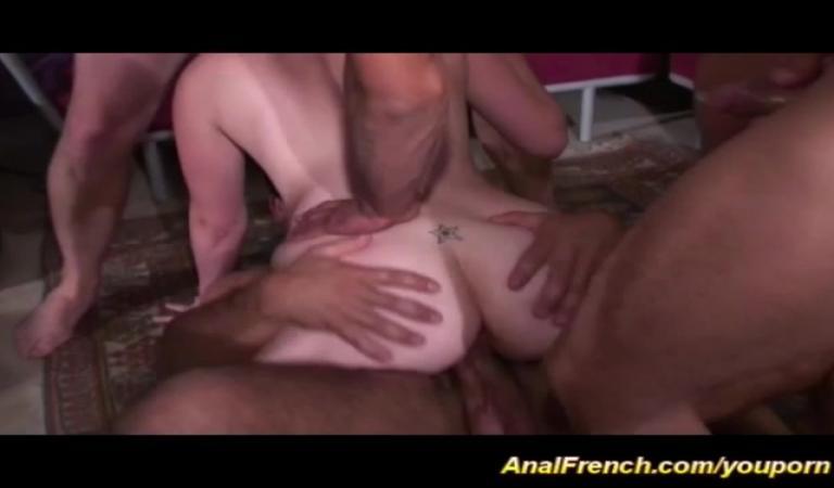 В первые анальный секс